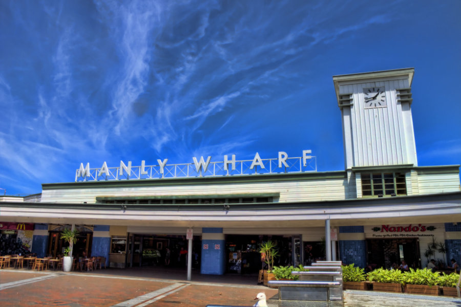 Manly Wharf Restaurants