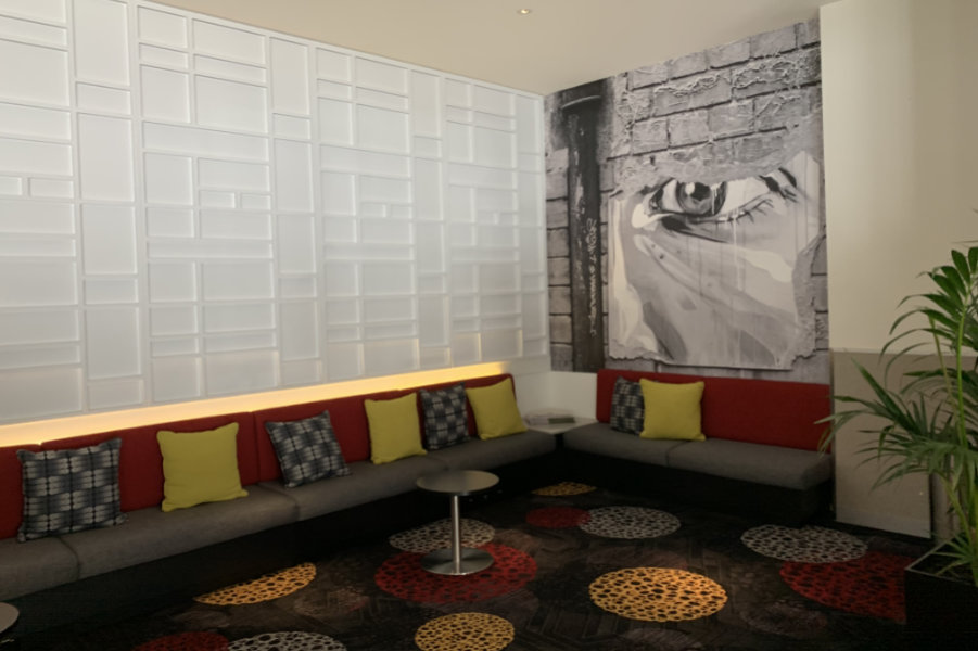 Travelodge Sydney Lobby Refurbishment (1)