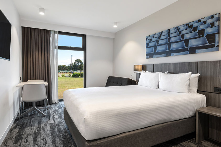 Travelodge Blacktown Modular Expansion main image